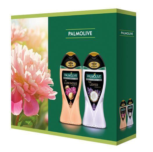 Palmolive Kozmetická sada pre ženy Aroma Oils