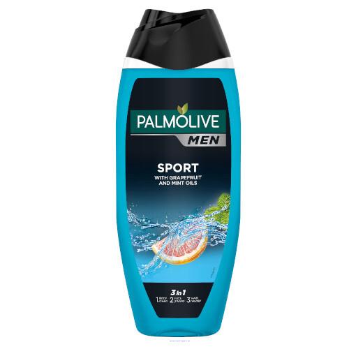 Palmolive Sprchový gél pre mužov Sport (Shower Gel) 500 ml