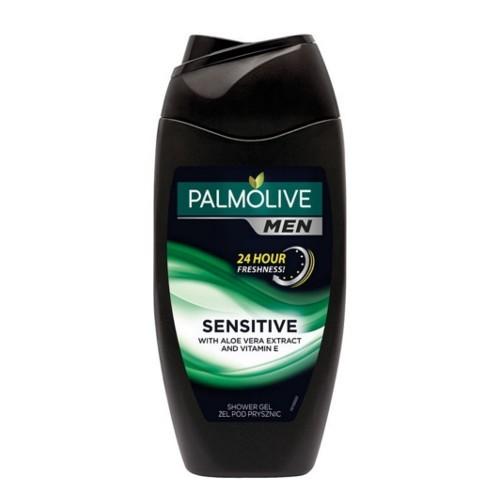 Palmolive Sprchový gél pre mužov s vitamínom E a aloe vera For Men (Sensitive With Aloe Vera Extract And Vitamin E) 500 ml