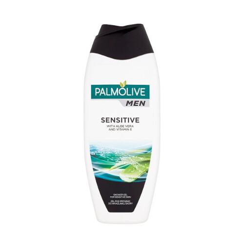 Palmolive Sprchový gél pre mužov s vitamínom E a Aloe vera For Men (Sensitive With Aloe Vera Extract And Vitamin E) 250 ml
