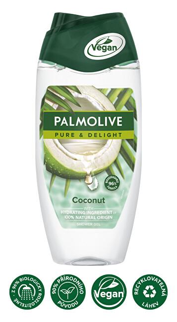 Palmolive Sprchový gél Pure & Delight Coconut (Shower Gel) 250 ml