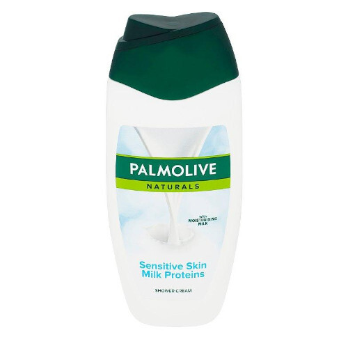 Palmolive Sprchový gél s mliečnymi proteínmi Naturals (Sensitive Skin Milk Proteins Shower Cream) 250 ml