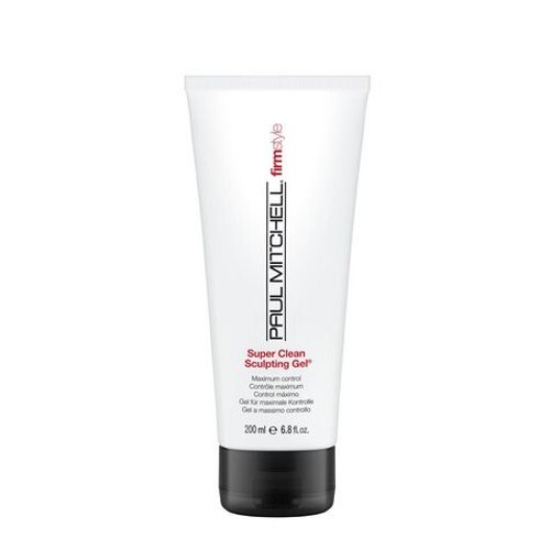 Paul Mitchell Gel pro maximální fixaci Firm Style (Super Clean Sculpting Gel) 200 ml