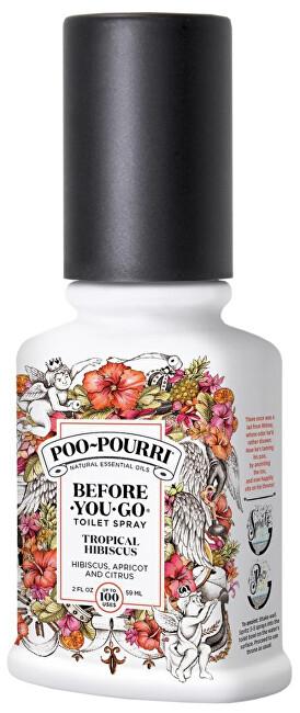 Poo-Pourri Osvěžovač vzduchu Tropical Hibiscus 59 ml