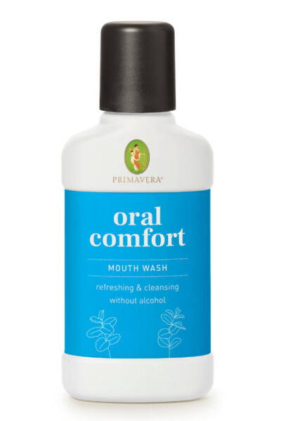 Primavera Osvěžující ústní voda bez obsahu alkoholu Oral Comfort (Mouth Wash) 250 ml