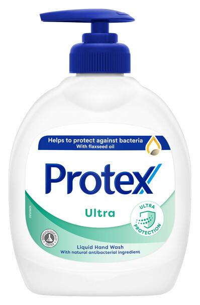 Protex Antibakteriálne tekuté mydlo na ruky Ultra (Antibacterial Liquid Hand Wash) 300 ml
