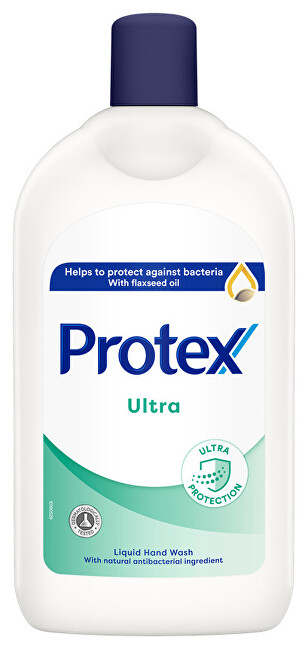 Protex Antibakteriálne tekuté mydlo na ruky Ultra (Antibacterial Liquid Hand Wash) - náhradná náplň 700 ml