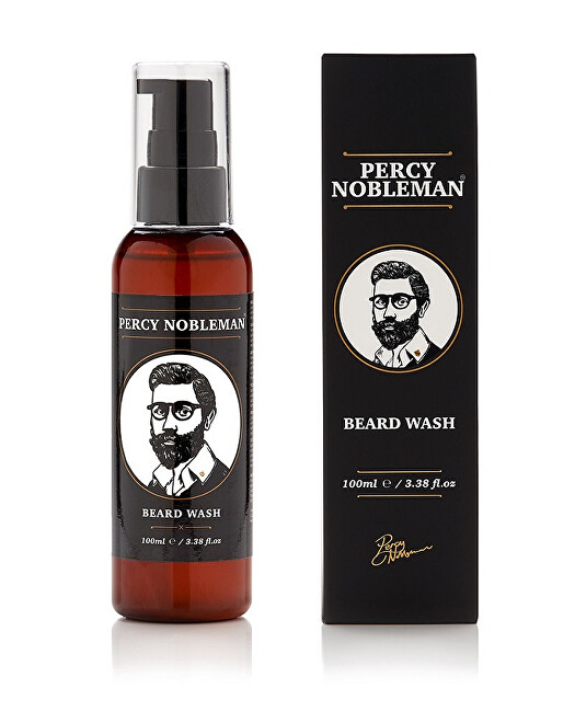 Percy Nobleman šampón na bradu 100 ml