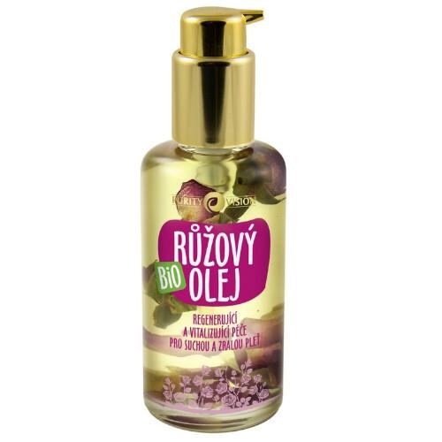 Purity Vision Bio Ružový olej 100 ml