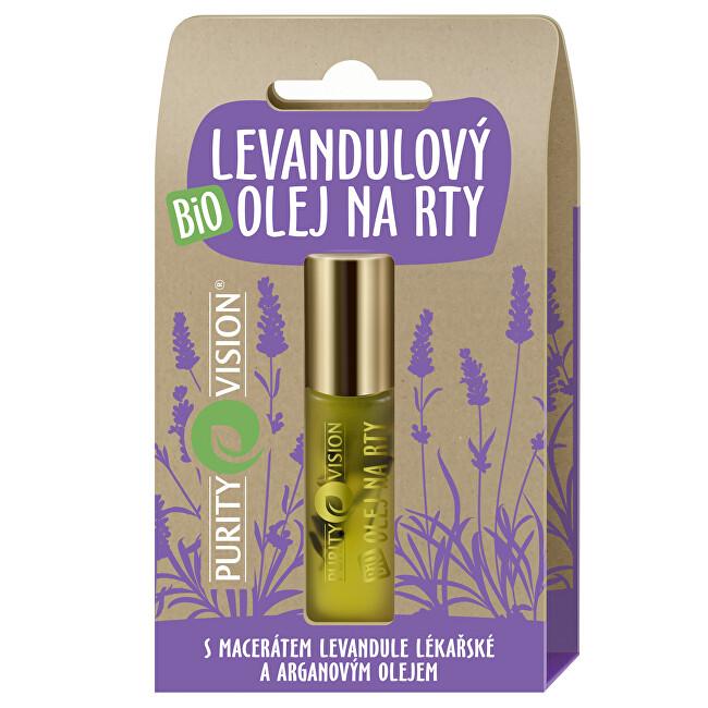 Purity Vision Bio Levanduľový olej na pery 10 ml