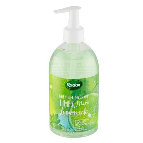 Radox Tekuté antibakteriálne mydlo na ruky Protect & Refreshed (Hand Wash) 500 ml