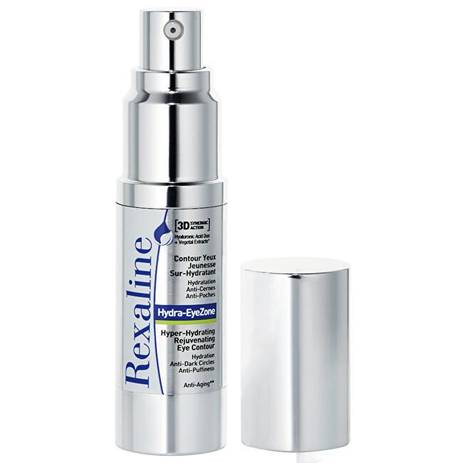 Rexaline Extra hydratačný krém na okolie očí 3D Hydra -EyeZone 15 ml