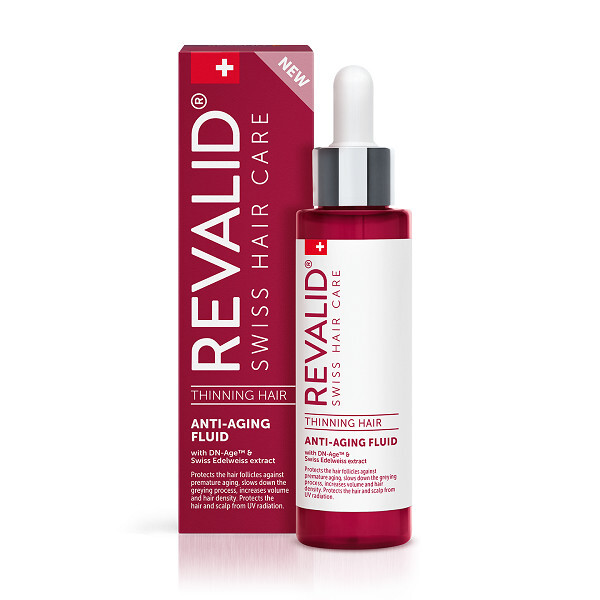 Revalid Fluid proti stárnutí vlasů Anti-Aging Fluid 100 ml