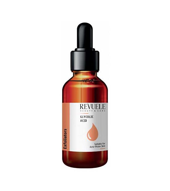 Revuele Exfoliační pleťové sérum pro aknózní pleť CYS Glycolic Acid (Peeling Solution) 30 ml