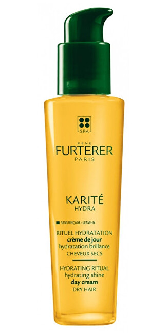 René Furterer Hydratační krém pro suché vlasy Karité Hydra (Hydrating Shine Day Cream) 100 ml