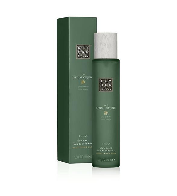 Rituals Sprej na telo a vlasy The Ritual Of Jing (Slow Down Hair & Body Mist) 50 ml