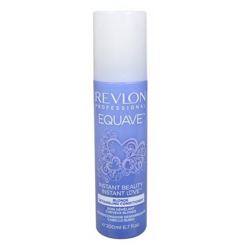 Revlon Professional Dvoufázový kondicionér pro blonďaté vlasy Equave Instant Beauty (Blonde Detangling Conditioner) 200 ml