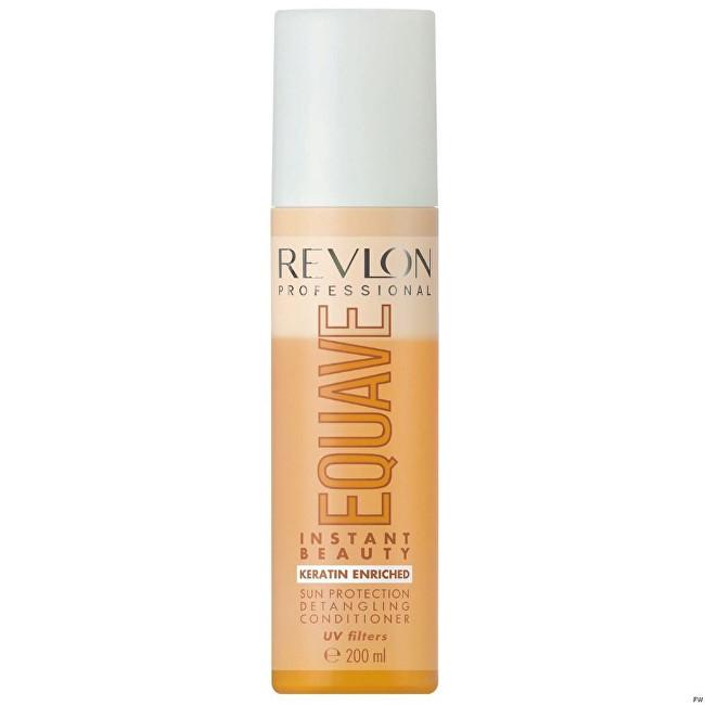 Fotografie Revlon Professional Equave Instant Beauty dvoufázový kondicionér pro sluneční ochranu vlasů 200 ml Revlon Professional