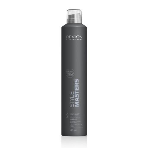 Revlon Professional Lak na vlasy stredne tužiaci Style Masters ( Hair spray Modular) 500 ml