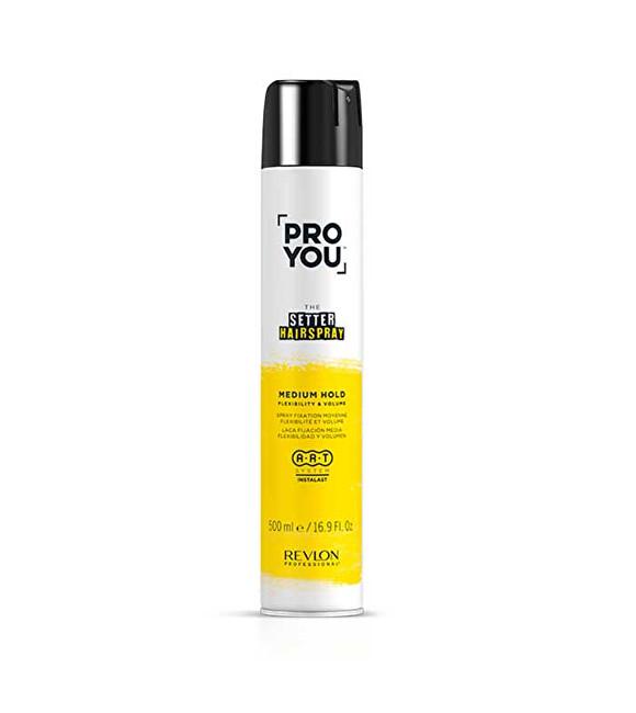 Revlon Professional Lak na vlasy s extra silnou fixáciou Pro You The Setter Hair spray ( Extreme Hold) 500 ml