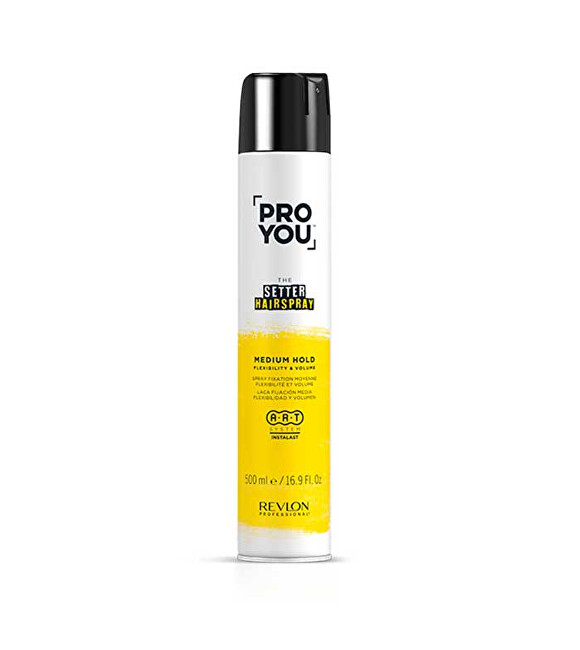 Revlon Professional Lak na vlasy so strednou fixáciou Pro You The Setter Hair spray (Medium Hold) 500 ml