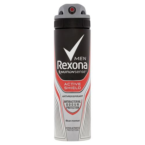 Rexona Antiperspirant v spreji Men Motionsense Active Shield 150 ml