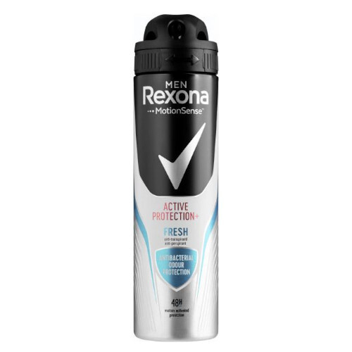 Rexona Antiperspirant v spreji pre mužov Men Active Protection ( Fresh Deo Spray) 150 ml
