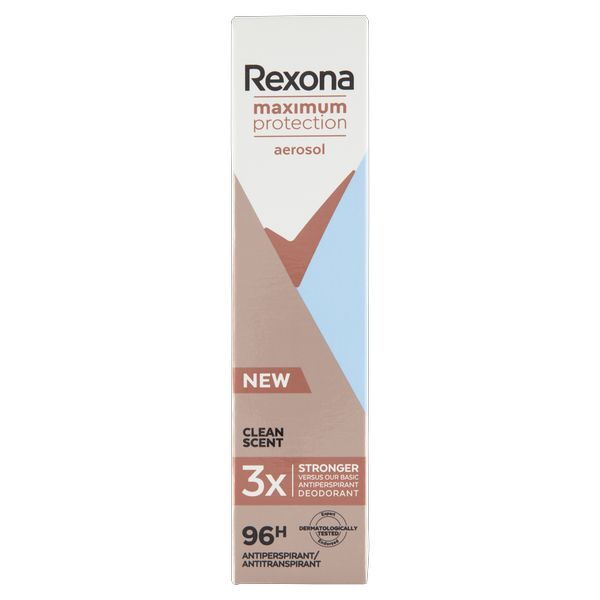 Rexona Antiperspirant ve spreji proti nadměrnému pocení Maximum Protection Clean Scent 100 ml