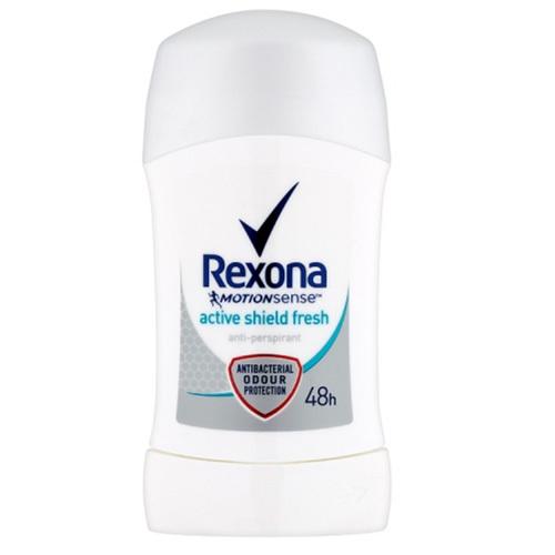 Rexona Tuhý antiperspirant 48H Active Shield Fresh (Deo Stick) 40 ml
