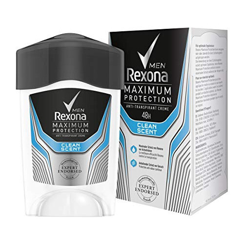 Rexona Tuhý deodorant Men Maximum Protection Clean Scent 45 ml
