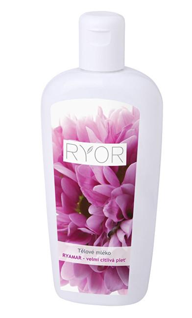RYOR Telové mlieko s amarantovým olejom pre veľmi citlivú pokožku Ryamar 300 ml