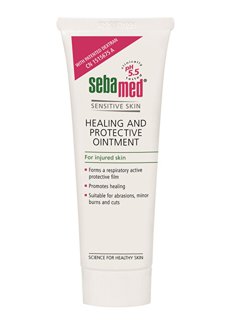 Sebamed Hojivá a ochranná mast Classic (Healing And Protective Ointment) 50 ml