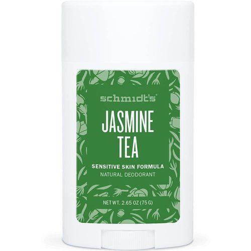 Schmidt´s Deodorant v tyčince pro citlivou pokožku Sensitive Jasmine Tea (Deo Stick) 58 ml