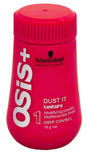 Schwarzkopf Professional Matující pudr Dust It 10 g