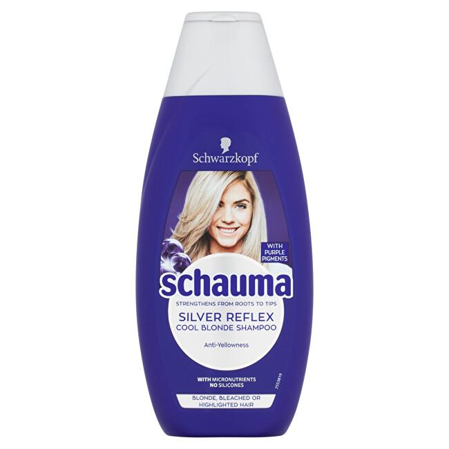 Schauma Silver Reflex šampon 400 ml