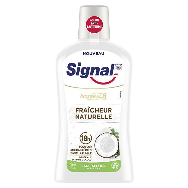 Signal Ústna voda Nature Elements Kokos 500 ml