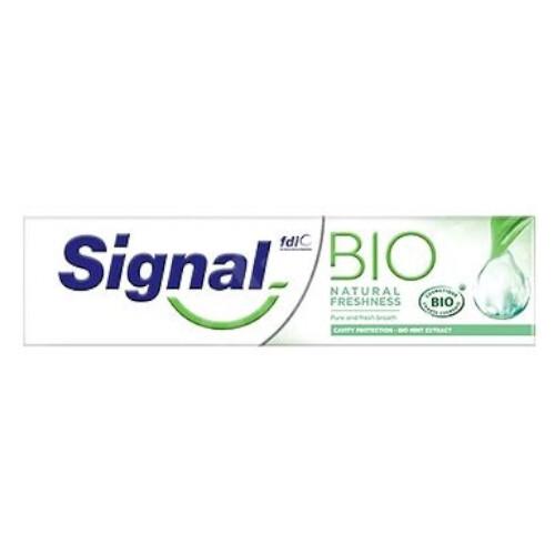 Signal Zubná pasta pre svieži dych Bio Natural Freshness 75 ml