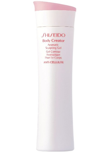 Shiseido Aromatický tělový gel proti celulitidě Body Creator (Aromatic Sculpting Gel Anti-Cellulite) 200 ml