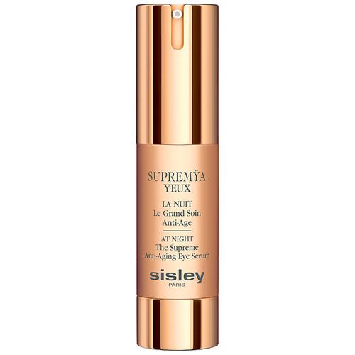 Sisley Nočné očné sérum proti starnutiu pleti Supremya Yeux (At Night The Supreme Anti-Aging Eye Serum) 15 ml