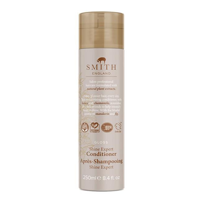Smith England Kondicionér pro oslnivý lesk vlasů (Shine Expert Conditioner) 250 ml