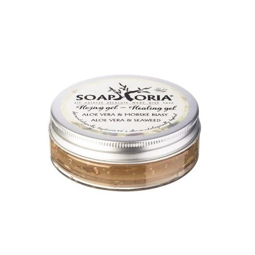 Soaphoria Zklidňující gel aloe vera & mořské řasy (Healing Gel) 50 ml