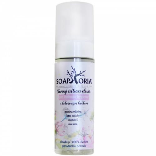Soaphoria Jemný čisticí elixír pro intimní hygienu s lotosovým květem 150 ml