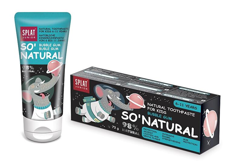 SPLAT Zubná pasta pre deti Žuvačka 55 ml