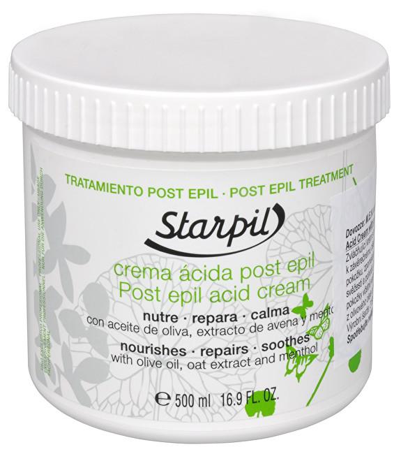 Starpil Krém po epilaci s výtažky z oliv a ovsa Starpil 500 ml