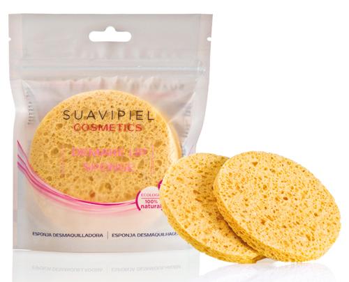 Fotografie SUAVIPIEL Cosmetics Demake Up Sponge 2ks