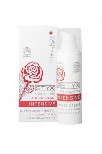 Styx Intenzivní oční krém proti otokům a kruhům pod očima (Rosengarten Intensive Eye Cream) 30 ml