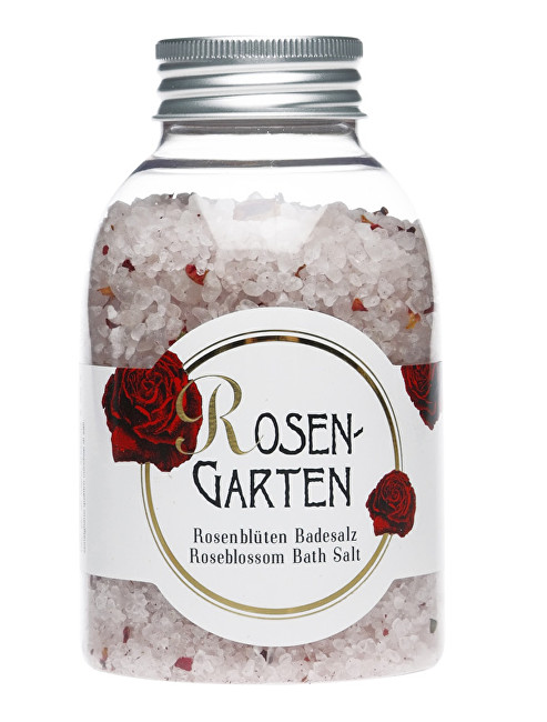 Styx Koupelová sůl Rosengarten (Bath Salt) 400 g