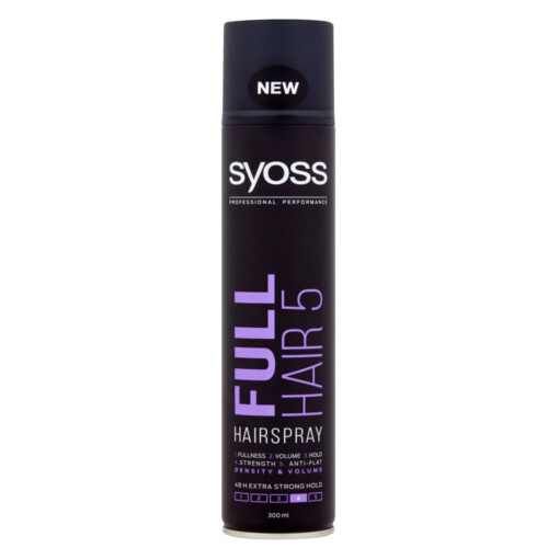 Syoss Lak na vlasy Full Hair 5 ( Hair spray) 300 ml