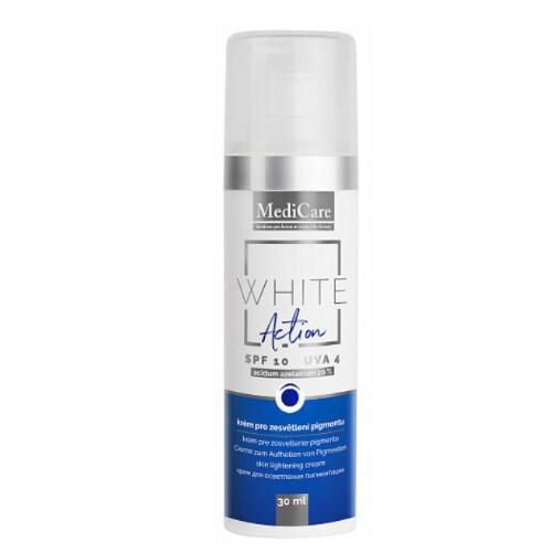 SynCare Krém na zosvetlenie pigmentu White Action 30 ml