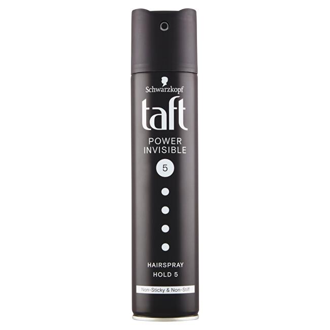 Taft Lak na vlasy Invisible Power Mega Strong 5 ( Hair Spray) 250 ml